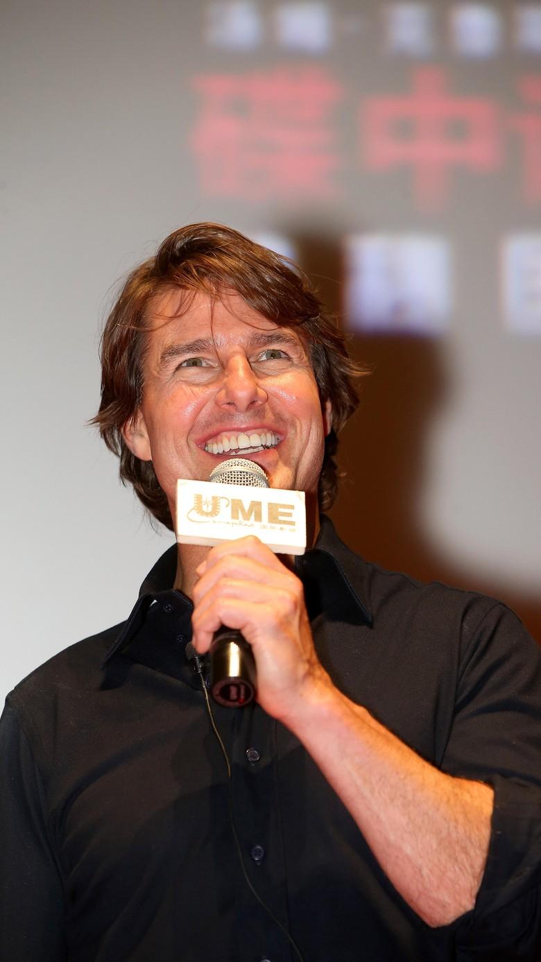 Tom Cruise Sudah 2 Tahun Tak Temui Suri