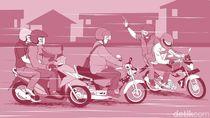 4 Bulan Buron, Napi Rutan Takengon Aceh Dibekuk Saat Begal Remaja