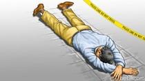 Ditemukan Membusuk, Ada Sayatan di Leher Pemuda Sukabumi