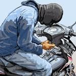 Dalam Seminggu Ada 177 Kasus Pencurian Motor!