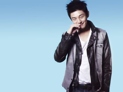 Yoo Ah In for YAI Magazine