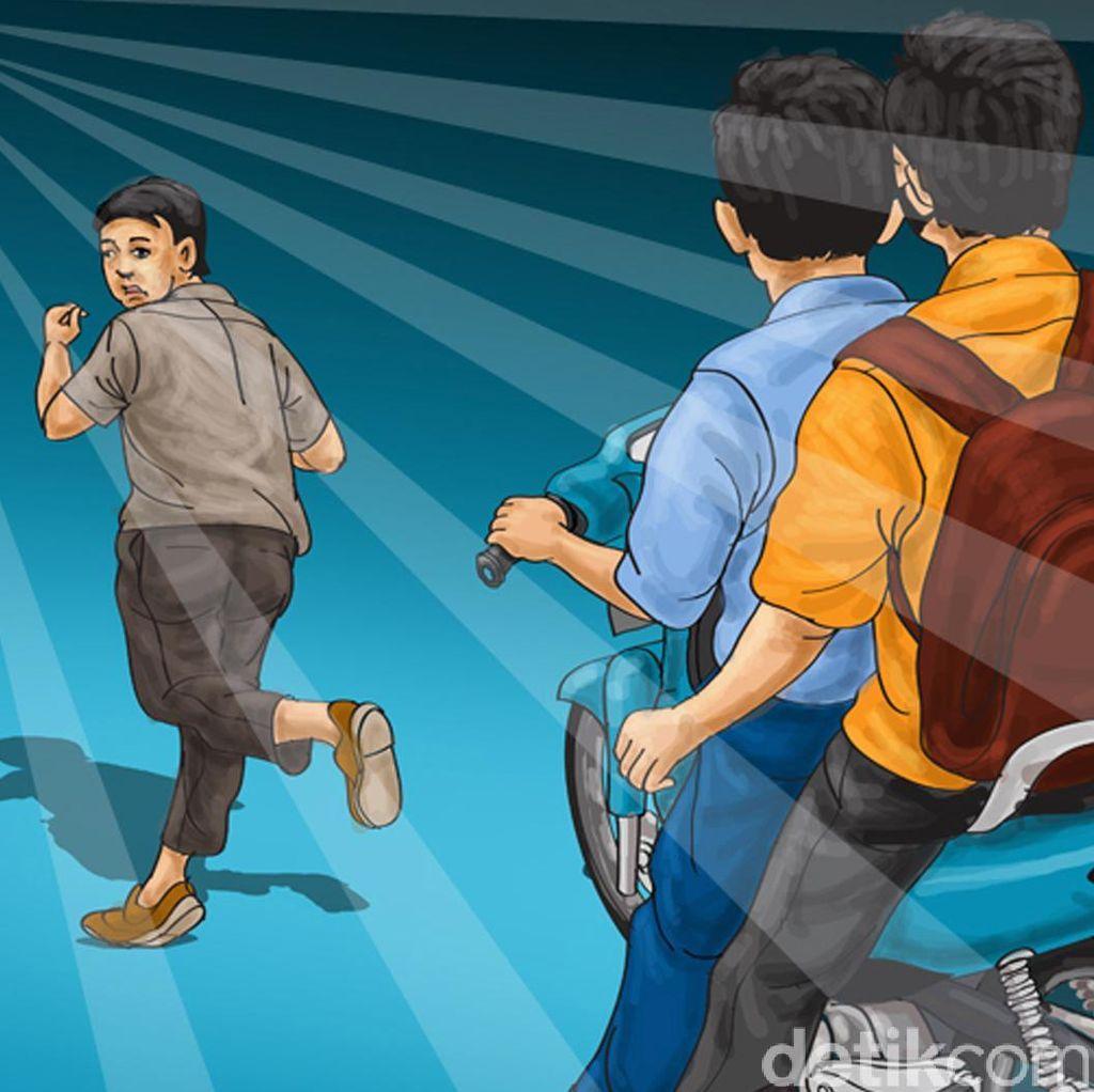 Tawuran Pelajar di Gunung Sahari Jakpus, Satu Meninggal Dunia