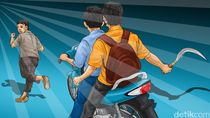 Polisi Tangkap Komplotan Anak di Bawah Umur Terlibat Tawuran di Makassar
