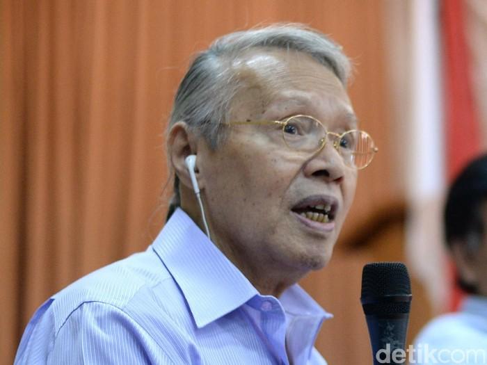Pengamat politik Universitas Indonesia Arbi Sanit