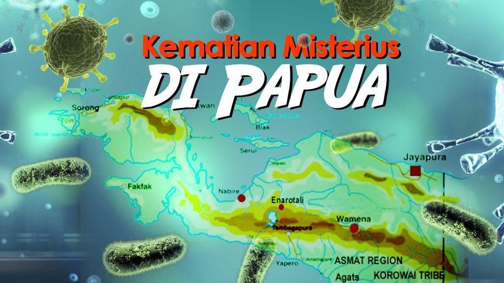 Misteri Kematian 32 Anak di Papua
