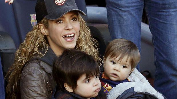 Rumah Gerard Pique dan Shakira Kerampokan