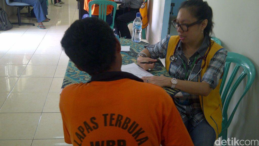 Minimnya Tenaga Kesehatan di Lapas Nusakambangan