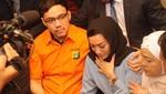 Kekompakan Tessa Kaunang, Sandy Tumiwa dan Anak
