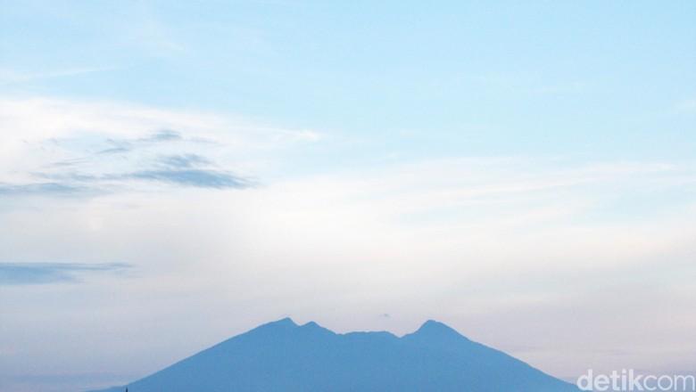 6 Fakta Gunung Salak, Kenali Misteri dan Keindahannya/Foto: dikhy sasra