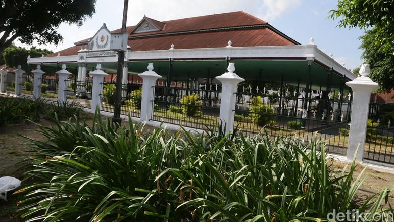 Keraton Yogyakarta.  dikhy sasra/ilustrasi/detikfoto