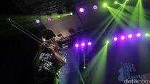 Transaksi Cashless Warnai Jazz Goes to Campus