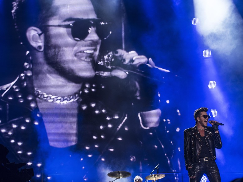 Adam Lambert Bocorkan Rencana Album Baru di Twitter