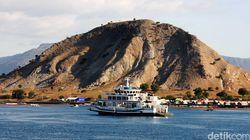Duh! ABK Kapal Feri Buang Sampah ke Laut, PT ASDP Akui Kesalahan