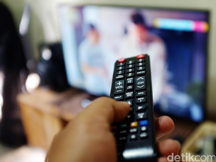 Remote  Kontrol TV.  dikhy sasra/ilustrasi/detikfoto
