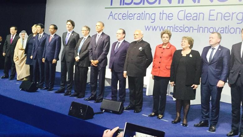 Bicara di KTT Iklim, Din Singgung Krisis Moral Penyebab Kerusakan Lingkungan