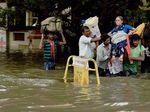 100 Tewas Akibat Hujan Ekstrem 70 Jam di Asia Selatan