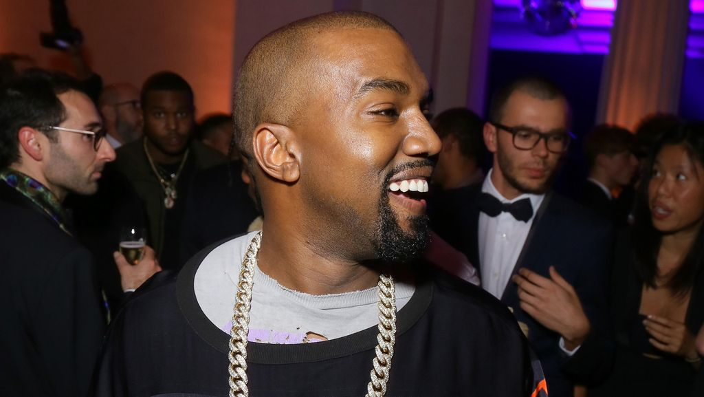 Daur Ulang Lagu, Kanye West Bikin Gereja Sendiri