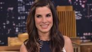 Rahasia Awet Muda Sandra Bullock, Facial Berbau Sperma Seharga Rp 9 Juta