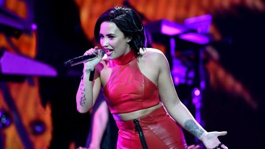 Lihat Lagi Aksi Panggung Demi Lovato Sebelum Overdosis