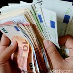 Langkah Bank Sentral Eropa Borong Obligasi Bikin Euro Terdongrak