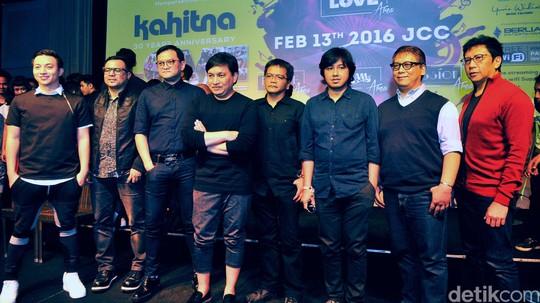 Jelang Konser 30 Tahun Kahitna