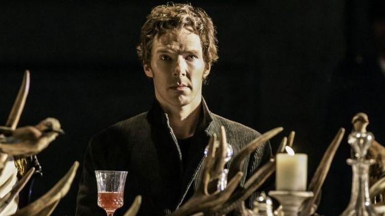 Sukses dengan Hamlet, Benedict Cumberbatch Siap Pentas Monolog