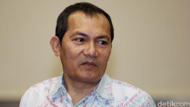 Pimpinan KPK Saut Situmorang
