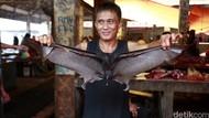 Pasar Tomohon Tak Jual Kelelawar Lagi hingga Fakta Mie Ayam Tumini