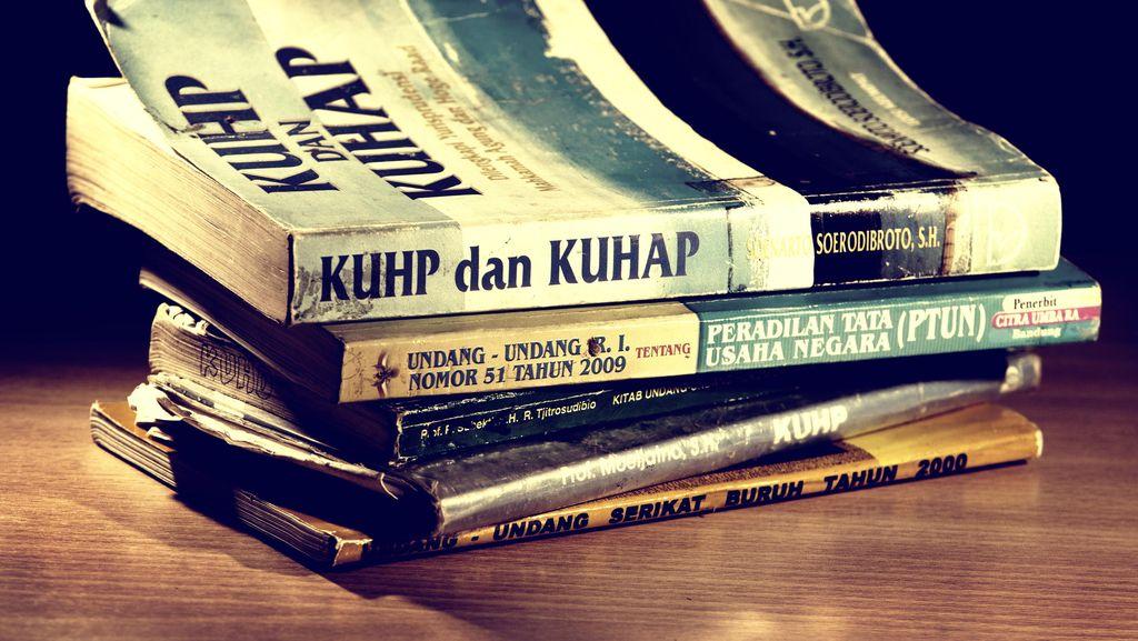 Sejarah KUHP: Dari Roma ke Prancis, Lalu ke Belanda hingga Tiba di Indonesia
