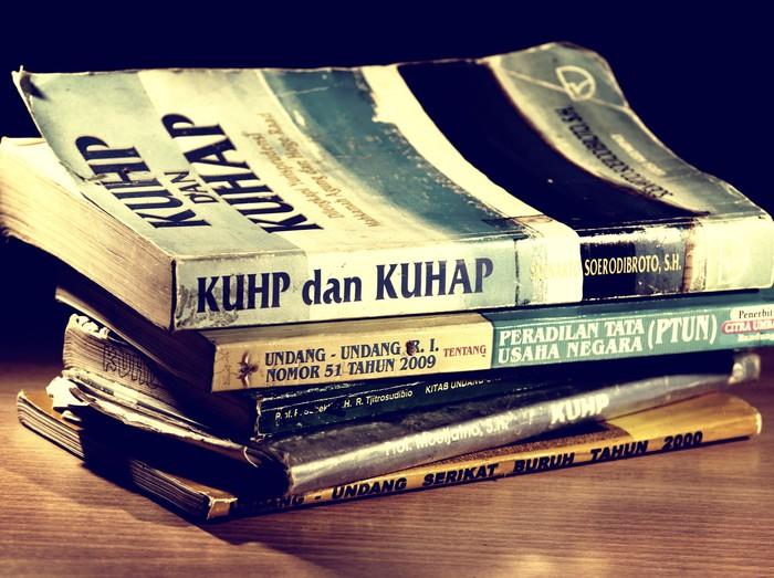KUHP/KUHAP (ari/detikcom)