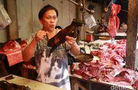 Pasar Tomohon, Pasar di Sulut yang Jual Hewan Liar Seperti di Wuhan