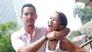 Melanie Putria-Angga Maliq Menikah