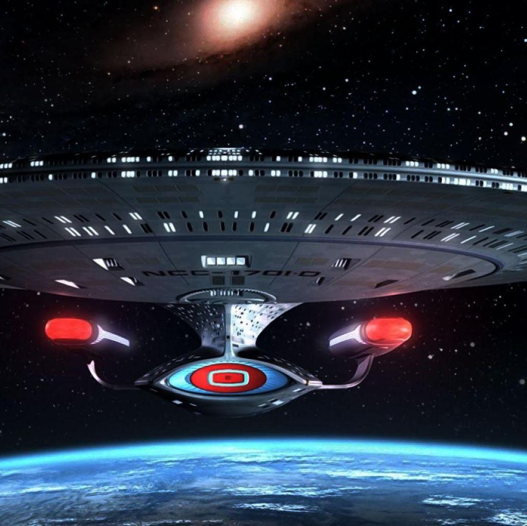 Saru Star Trek Diadaptasi Jadi Komik