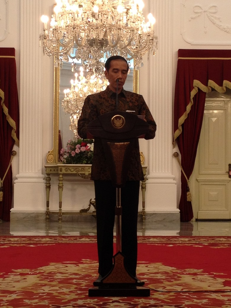 Jokowi Tetapkan 122 Kabupaten ini Daerah Tertinggal 2015-2019