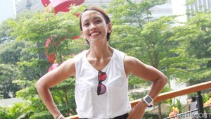 Transformasi Gaya Hidup Melanie Putria yang Dulu Tak Suka Olahraga