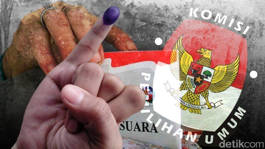 2 TPS di Pangandaran Gelar Coblos Ulang