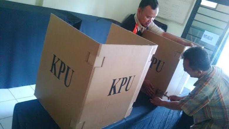 KPU Kabupaten Bandung Ajukan Anggaran Rp 99 M untuk Pilkada 2020