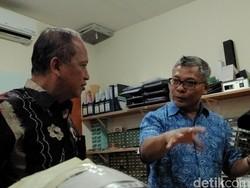 Dua Poin Penting Hasil Kunjungan Menristekdikti ke Laboratorium Dr Warsito