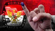 Quick Count Pilgub Lampung SMRC: Arinal 39,96%, Herman 24,74%