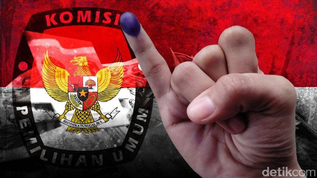 Pencairan Dana NPHD untuk Pilkada 11 Kabupaten di Papua Baru 40 persen