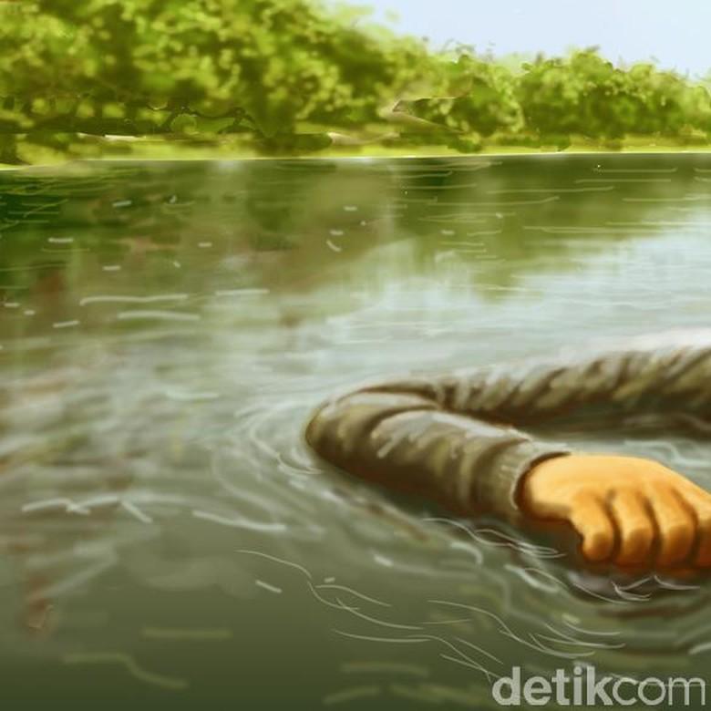 Seorang Nenek di Kebumen Ditemukan Tewas Mengapung di Sungai
