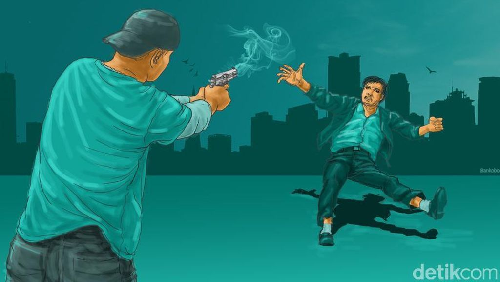 Anaknya Punya Pistol, Bupati Majalengka: Dia Ketua Perbakin