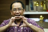 Indonesia Akan Punya Taman Nasional Langit Gelap di Kupang