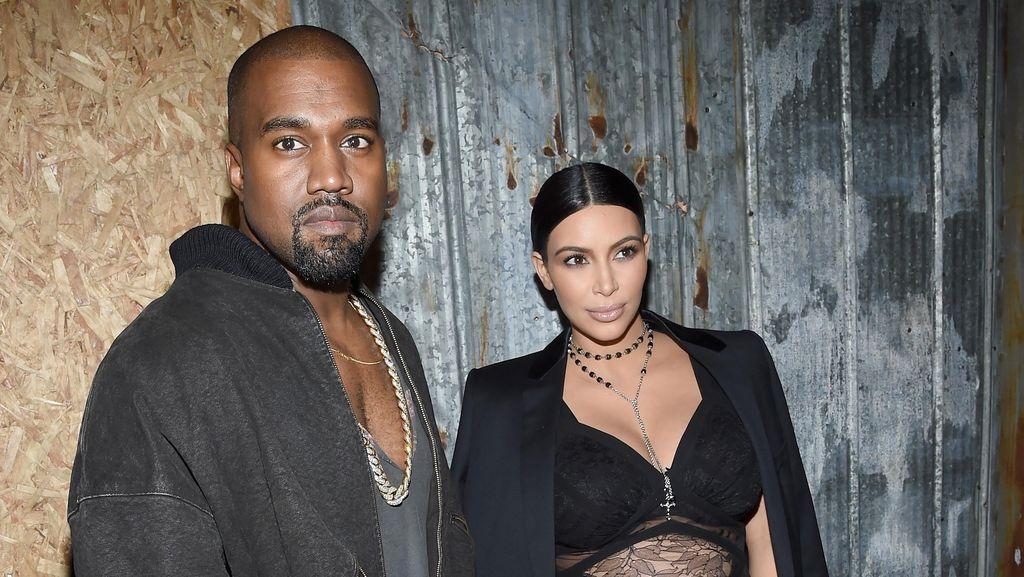 Kim Kardashian Ungkap Kanye West Ingin Tambah 4 Anak Lagi