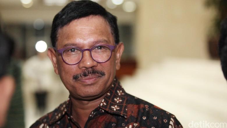 Soal Isu PAN-PD Gabung Jokowi, NasDem: Tergantung Beri Apa