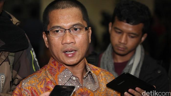 Yandri Susanto Sekretaris Fraksi PAN di DPR.