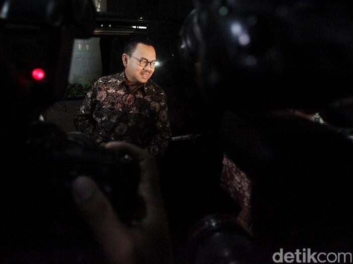 Eks Menteri ESDM Sudirman Said (Rengga Sancaya/detikcom)