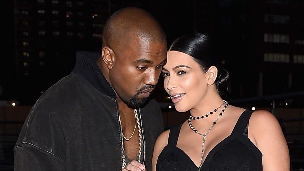 Ini Usaha Terakhir Kanye West dan Kim Kardashian Pertahankan Rumah Tangga