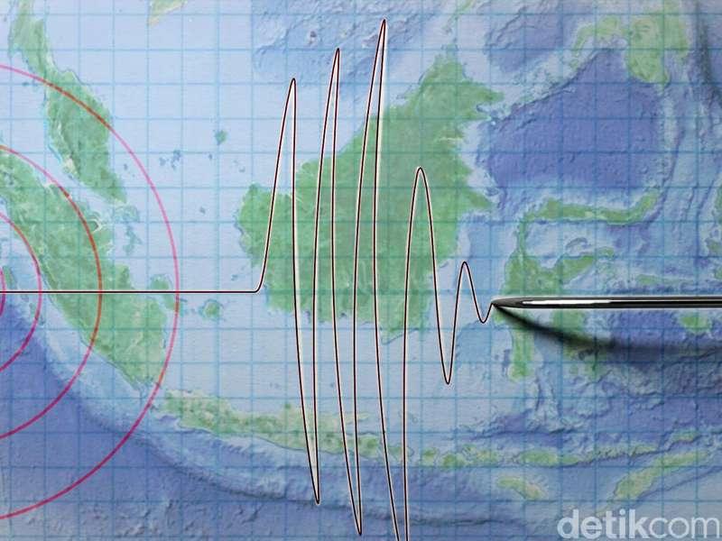 Gempa M 5,2 Terjadi di Gorontalo, Tak Berpotensi Tsunami
