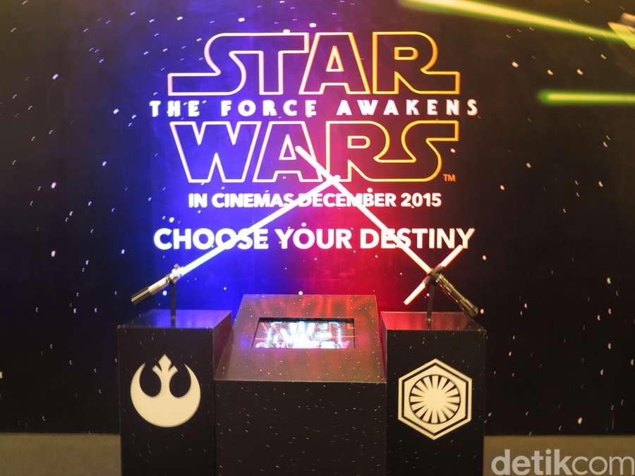 Masuk ke Dalam Dunia Star Wars di Jakarta